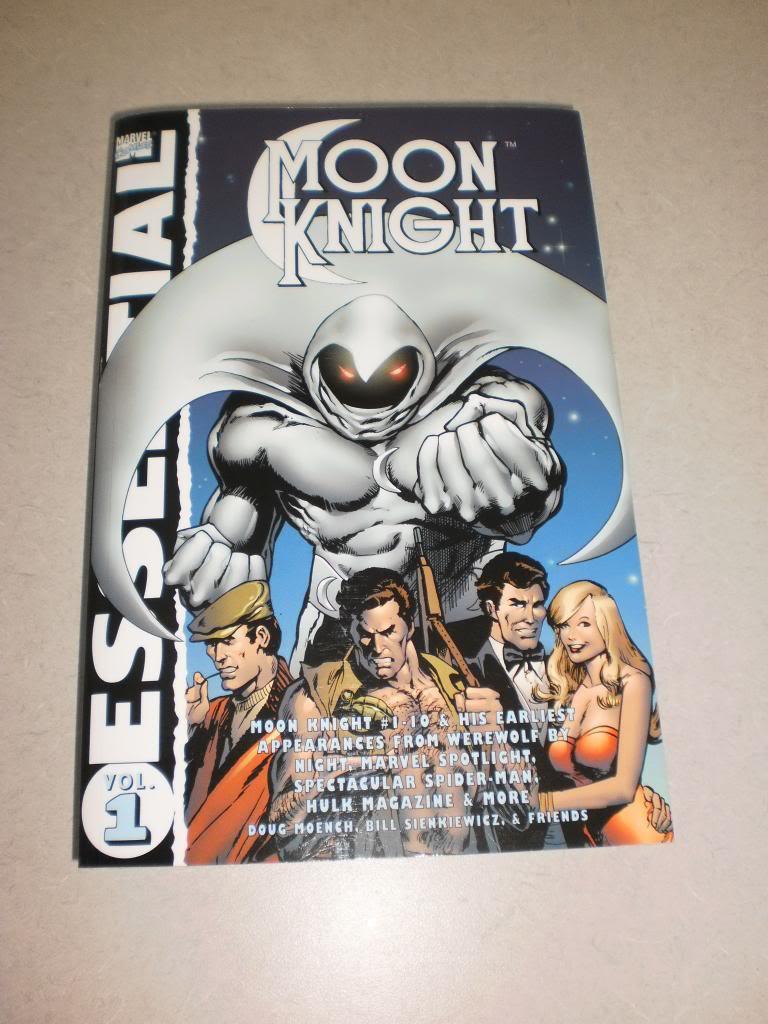 For Sale- Marvel Legends Figures, Transformer G1 Micromasters, Warhammer 40k Novels, Moon Knight Comic TPB P5_zpsce7ecb60