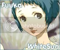 Clube de Persona 3 Fuukawhitesun