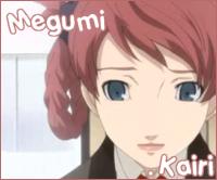 Clube de Persona -trinity soul- Megumikairi