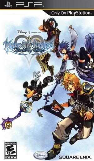 Kingdom Hearts: Birth By Sleep KHBBS2