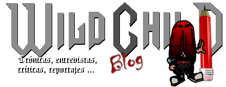 Inauguración del Blog de Wild Child Radio Logoblog