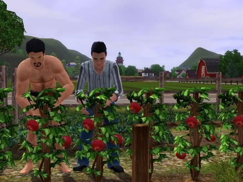Doug's Sims 3 NPC Project Screenshot-96-2