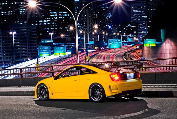 Mi nuevo juguete! Toyota Celica GT YellowCelica