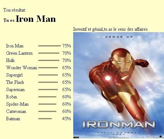 tests merdiques Ironman