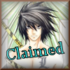 Character Claims ClaimedDeathNoteL-01D