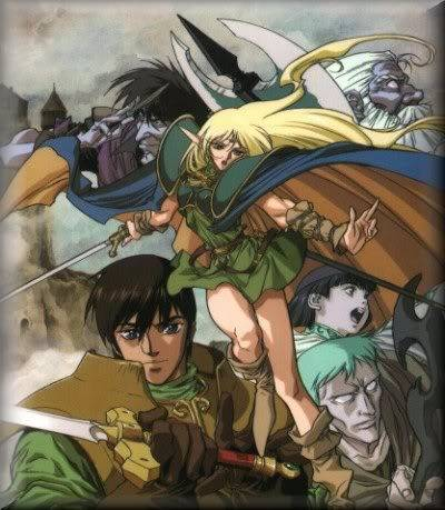 Record of Lodoss War : Chronicles of the Heroic Knight LodossCOTHK