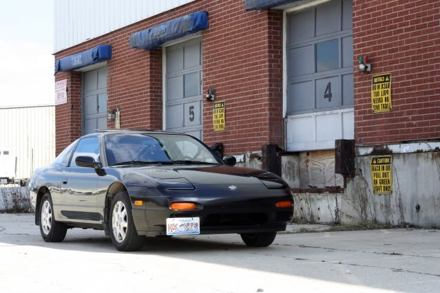 The slow build  of my s13 IMG_7573