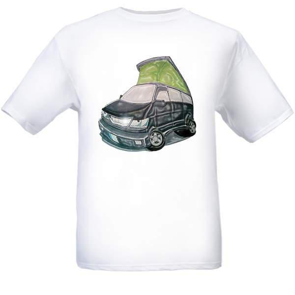 cartoons/doodles Tshirt-1