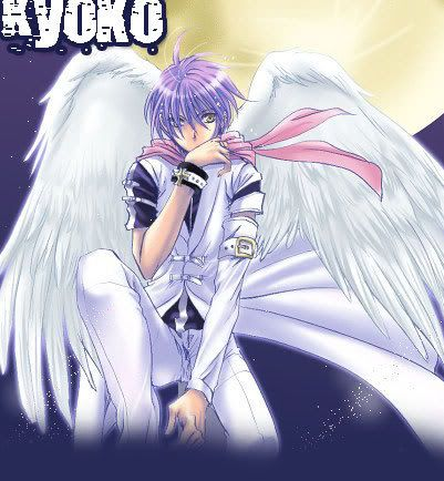 Dia's Characters Kyoko1