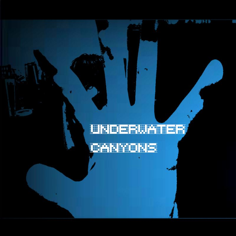 The Making of Underwater Canyons UC-hand-white
