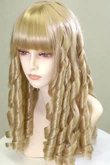 [Seller] Blonde lolita wig - on behalf of a friend MP218-25