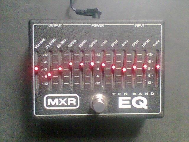 Instruments Mxr10band
