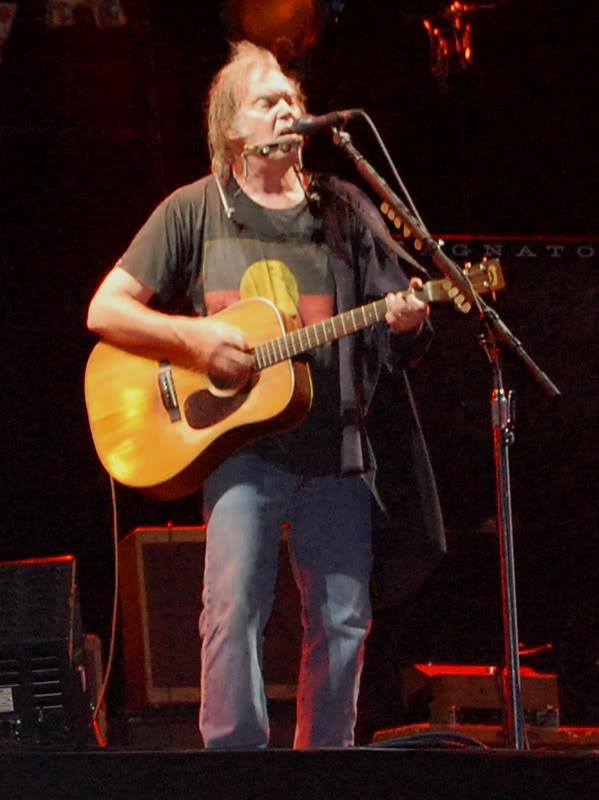 Neil Young - 27/06/09 Hyde Park Neil11