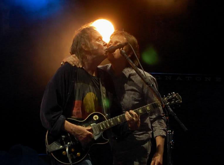 Neil Young - 27/06/09 Hyde Park Neil20