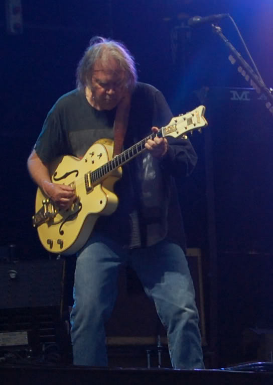 Neil Young - 27/06/09 Hyde Park Neil7