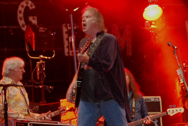 Neil Young - 27/06/09 Hyde Park Neil9