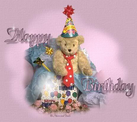 June 22nd Birthday Greetings Happy20Birthday20Bear