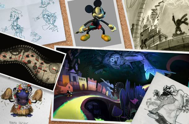 Epic Mickey (Warren Spector Game - Announced for Wii) 1018InsideTheGameMain