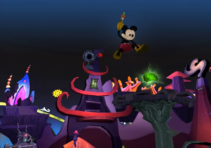 Epic Mickey (Warren Spector Game - Announced for Wii) 1126ii8