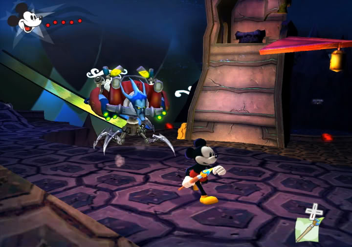 Epic Mickey (Warren Spector Game - Announced for Wii) 24zaluw