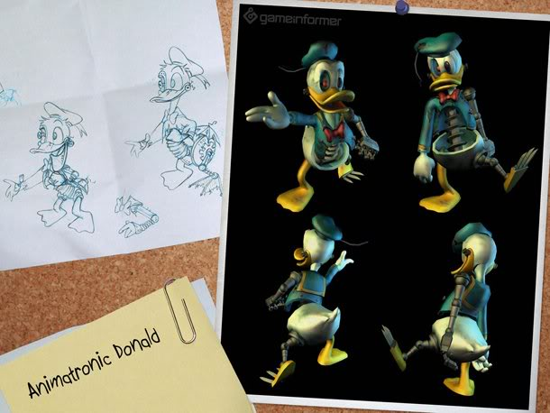 Epic Mickey (Warren Spector Game - Announced for Wii) 3113Donald
