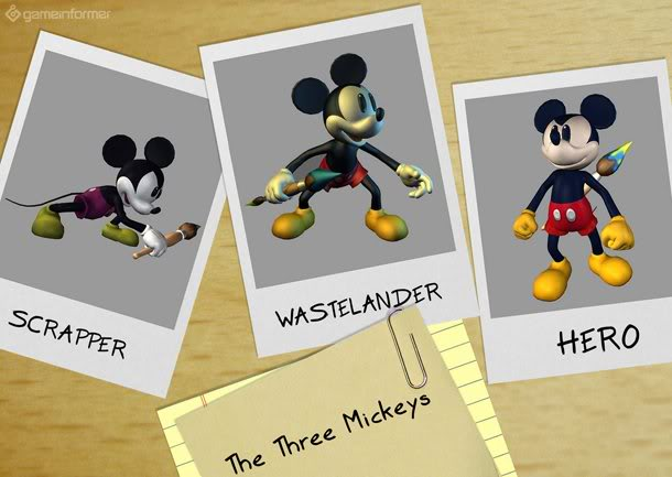 Epic Mickey (Warren Spector Game - Announced for Wii) 31623Mickey