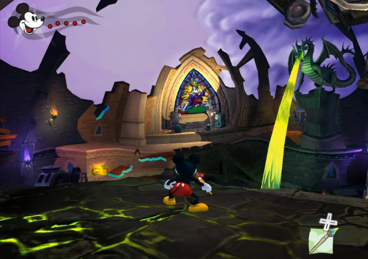 Epic Mickey (Warren Spector Game - Announced for Wii) 6tg4qw