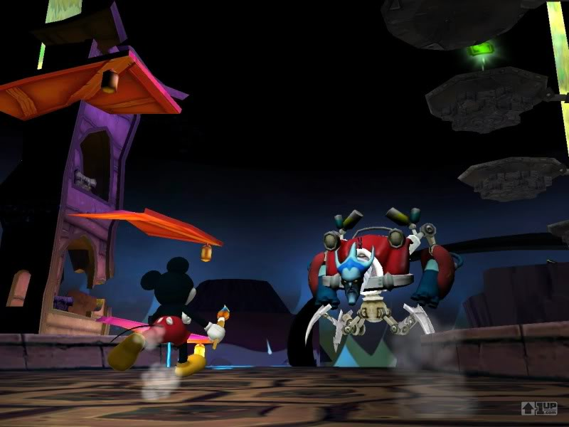 Epic Mickey (Warren Spector Game - Announced for Wii) 726