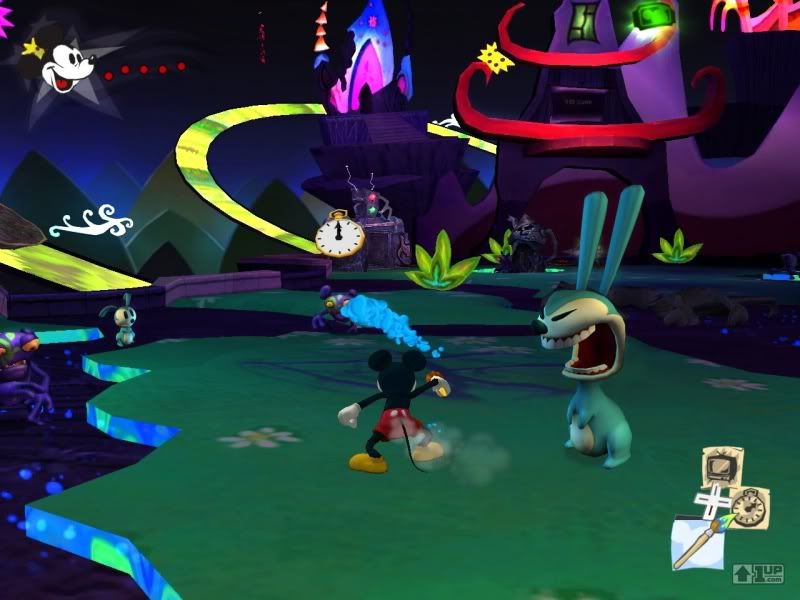 Epic Mickey (Warren Spector Game - Announced for Wii) 730