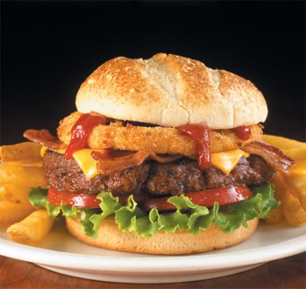 Whatcha most looking forward to munchin'? Legendary10ozBurger