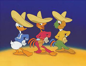 The Official Disney Trip Movie Marathon Thread ThreeCaballeros