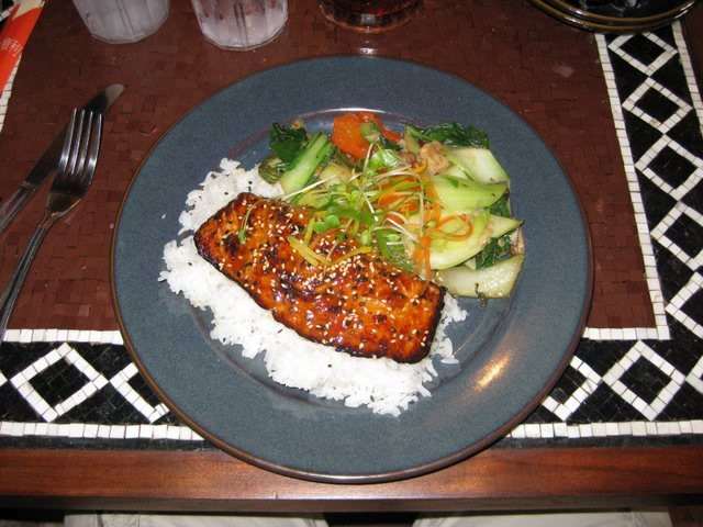 Whatcha most looking forward to munchin'? Searedmisosalmon