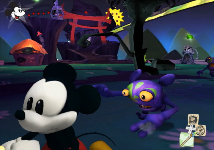 Epic Mickey (Warren Spector Game - Announced for Wii) Xlxocp