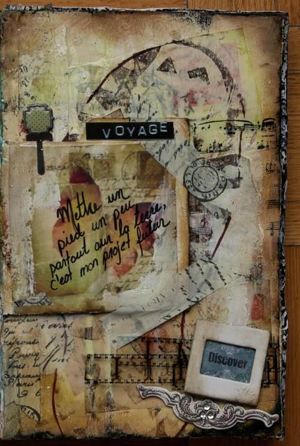 Mai 2011 - Art journaling IMG_8481