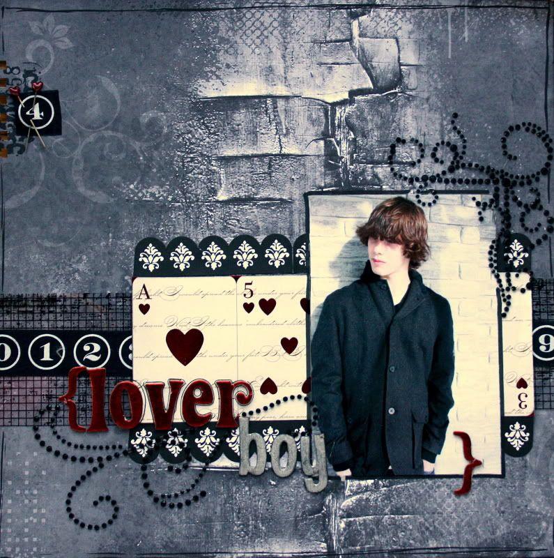 24 janvier: ***Lover boy*** Loverboy