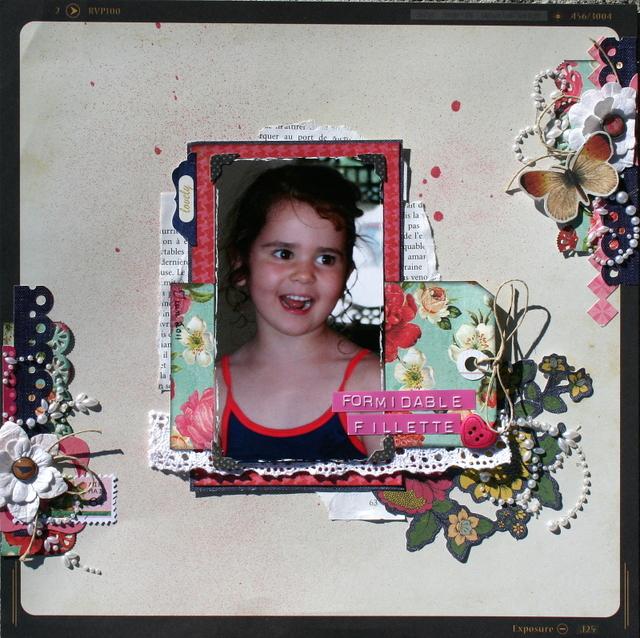 30 oct: Mes pages d'octobre Adorablefillette