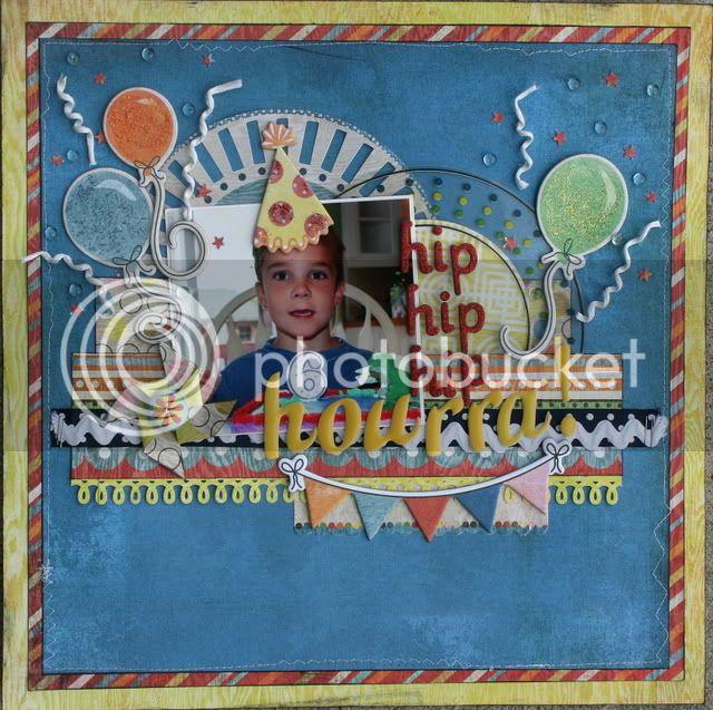 31 mars-  Mes créations du mois de mars HiphiphipHourra
