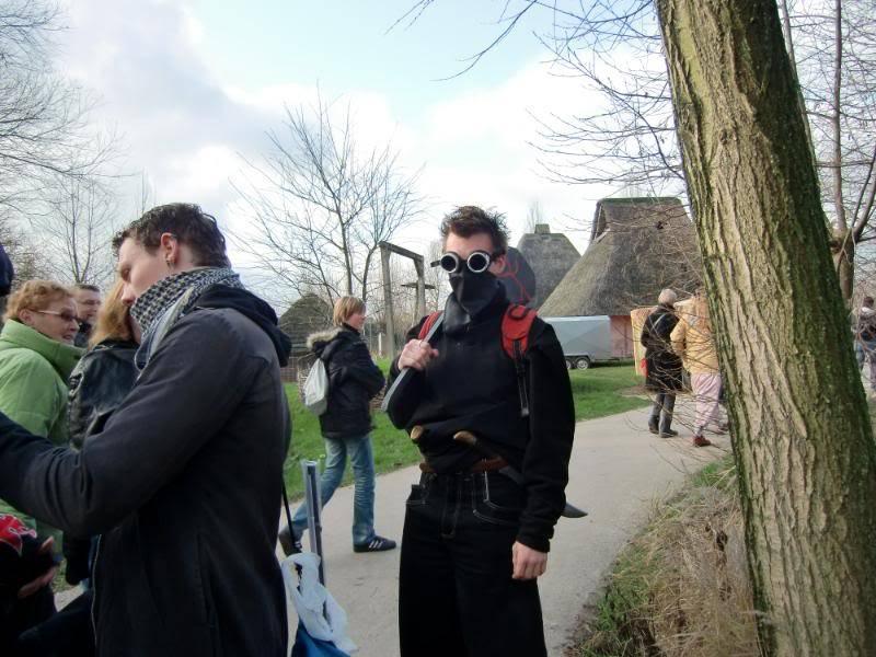 Mid Winter Fair in het Archeon te Alphen a/d Rijn CIMG2879