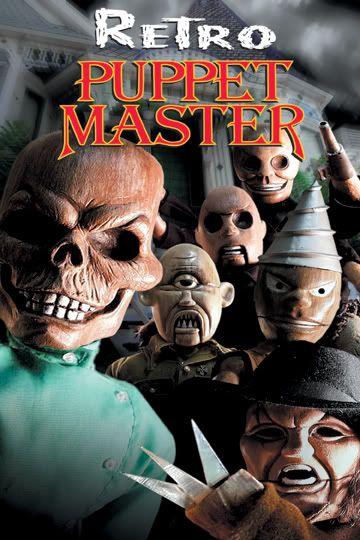 Retro Puppet Master RetroPuppetMaster