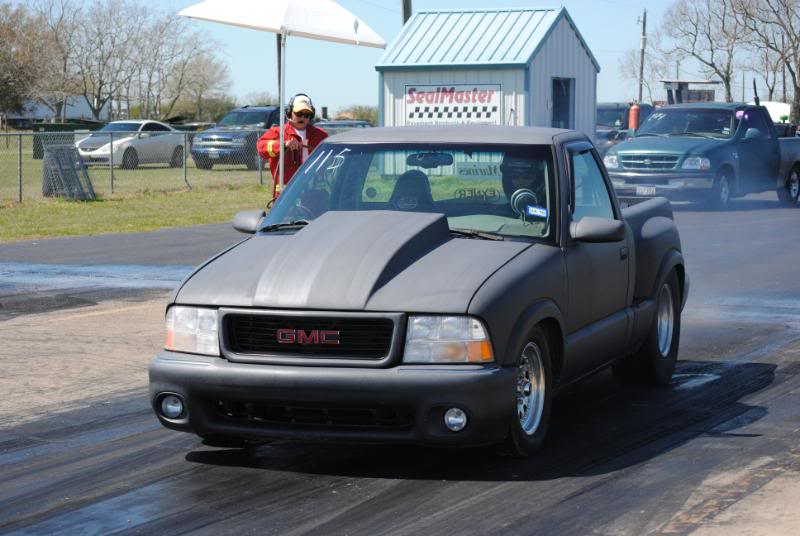 My old 94 S10 and my new 86 Mustang Coupe S10Sealy6