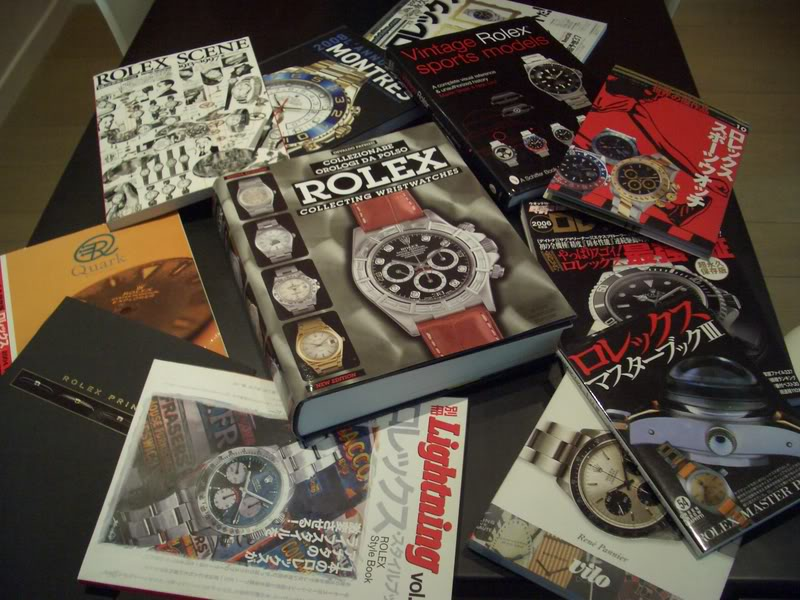 Edition librairie: Rolex collecting Cuzine010