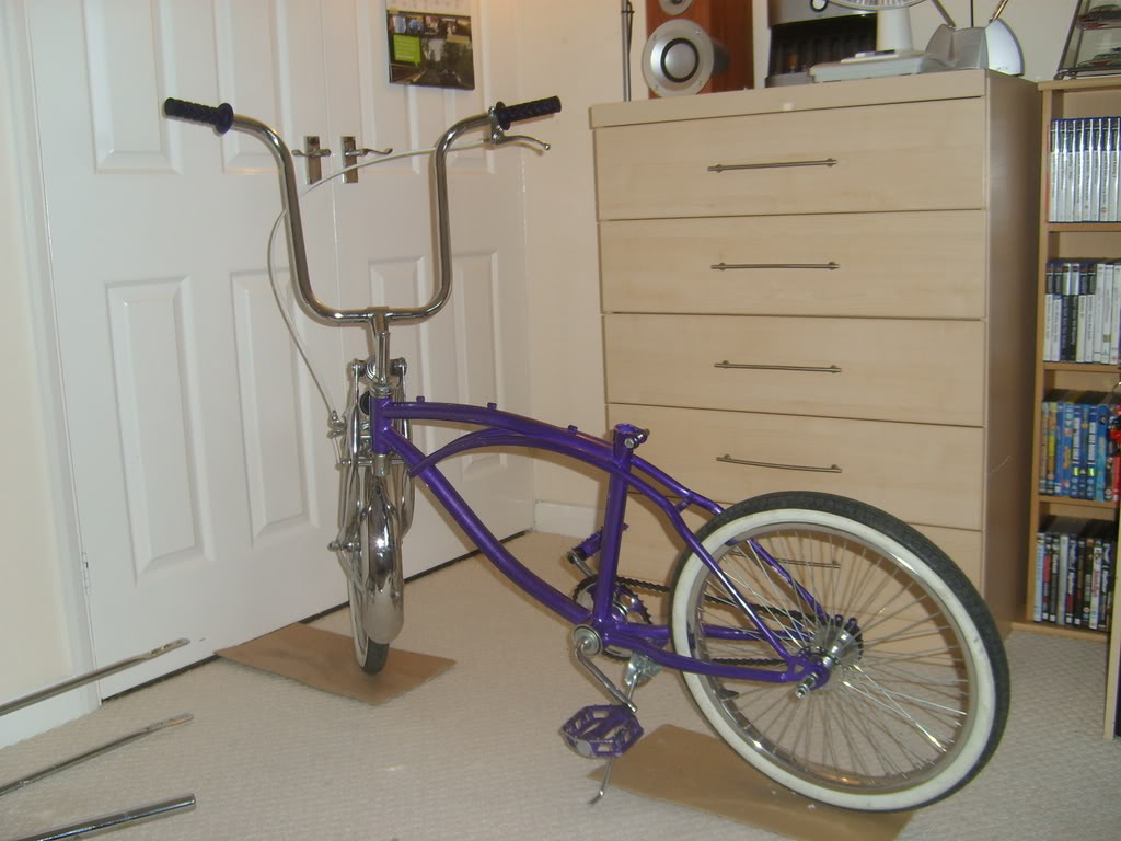 Room for some lowrider bikes? STP60519