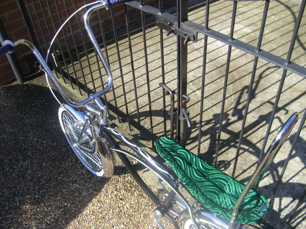 Room for some lowrider bikes? STP60545