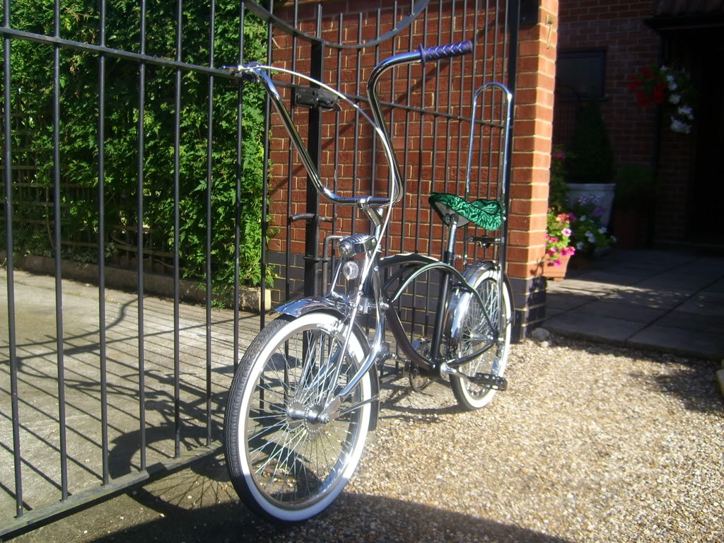 Room for some lowrider bikes? STP60547