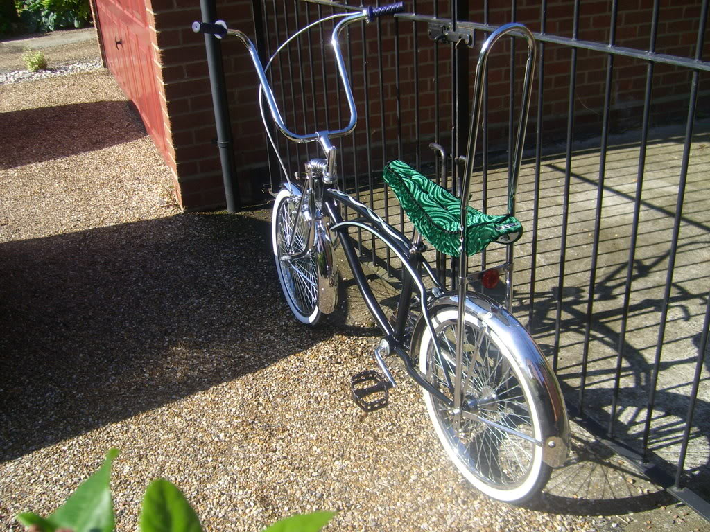 Room for some lowrider bikes? STP60548