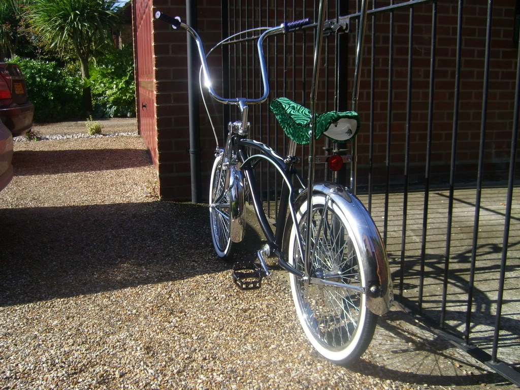 Room for some lowrider bikes? STP60549