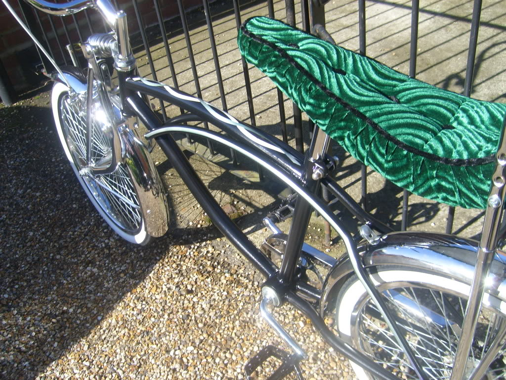 Room for some lowrider bikes? STP60551