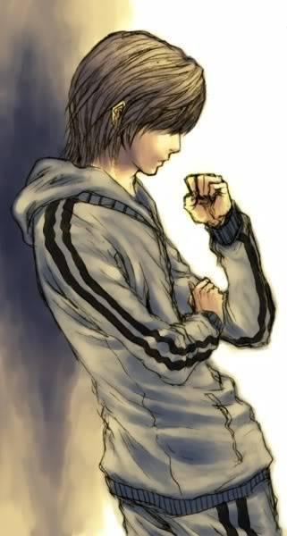 ][ღ][ صــــــــــــور Death Note ......مهداة الـــى الجمــيـــــع........][ღ][ Light5