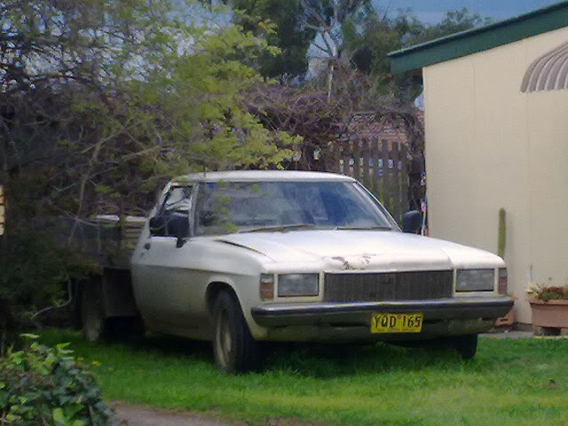 1974 Holden One Tonner (David Barry) Nose