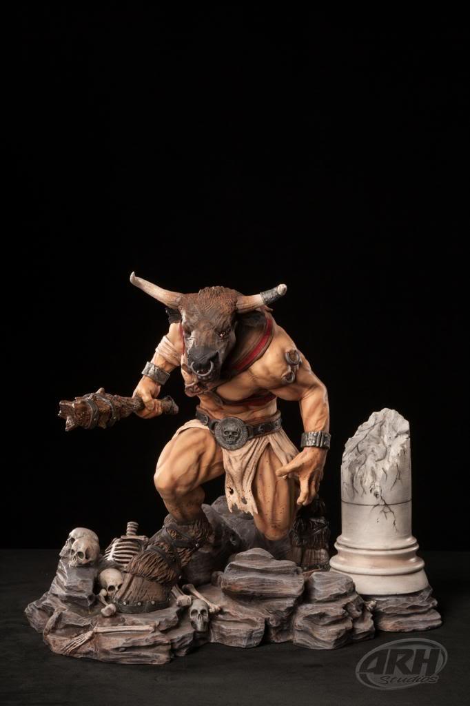[ARH Studios] The Minotaur 1/4 Scale Minotaurus20132-m